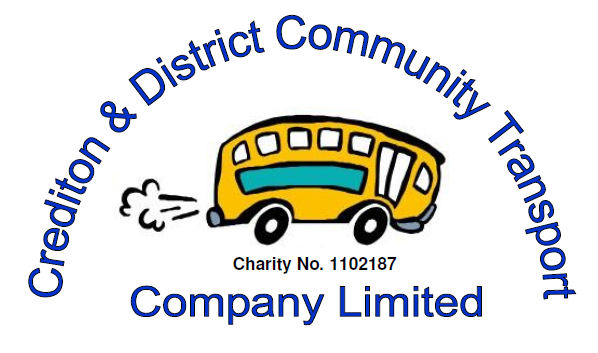 Logo for Crediton and District Community Transport